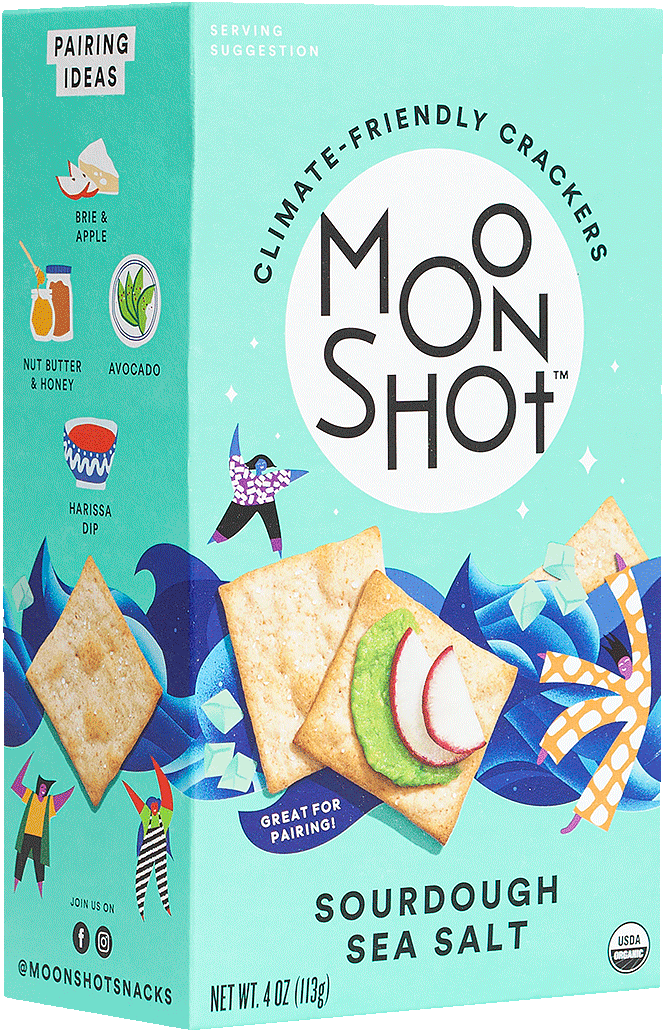 """<h2>Moonshot Snacks Crackers (Six Boxes)<br></h2><br><strong>Under $50<br></strong>The man is a connoisseur of snacks — whether it's crackers, pretzels, or popcorn; he's always munching on a bowl of salty something while he's reading the newspaper, watching football, or just waiting for takeout to arrive. He'll appreciate a new addition to his repertoire in the form of these tasty carbon-neutral crackers from Black-owned Moonshot Snacks.<br><br><em>Shop <strong><a href=""""https://moonshotsnacks.com/"""" rel=""""nofollow noopener"""" target=""""_blank"""" data-ylk=""""slk:Moonshot Snacks"""" class=""""link rapid-noclick-resp"""">Moonshot Snacks</a></strong></em><br><br><em><strong>Moonshot Snacks</strong> is a Black-owned business selected as part of </em><a href=""""https://blackplus.vice.com/"""" rel=""""nofollow noopener"""" target=""""_blank"""" data-ylk=""""slk:Black+"""" class=""""link rapid-noclick-resp""""><em>Black+</em></a><em>, an initiative by VICE Media Group and The National Urban League to support Black Entrepreneurs with free marketing and mentorship opportunities.</em><br><br><strong>Moonshot Snacks</strong> Sourdough Sea Salt Crackers (Six Boxes), $, available at <a href=""""https://go.skimresources.com/?id=30283X879131&url=https%3A%2F%2Fmoonshotsnacks.com%2Fproducts%2Fsourdough-sea-salt"""" rel=""""nofollow noopener"""" target=""""_blank"""" data-ylk=""""slk:Moonshot Snacks"""" class=""""link rapid-noclick-resp"""">Moonshot Snacks</a>"""
