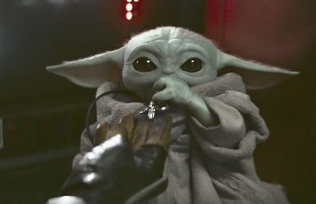 Baby Yoda Merchandise Bootleggers Beware! Disney Has Its Eyes on You