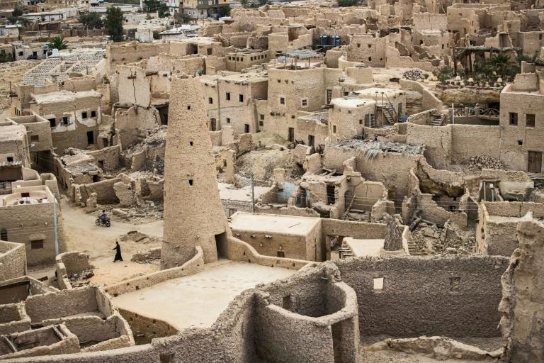 Restoration works at the Shali fortress were carried out under the aegis of the Egyptian government, hoping to make Siwa a global 'ecotourism destination'