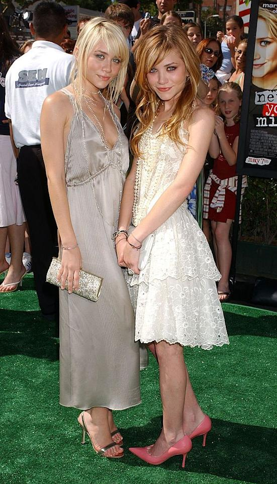 """<p>Ever since the Olsen twins became the it girls of the aughties, they soon became known for serving looks. Often hard to tell apart (despite <em><a href=""""https://www.youtube.com/watch?time_continue=83&v=93IP06B2-dA"""" target=""""_blank"""">actually</a></em> being fraternal twins), Mary-Kate and Ashley started to use their style preferences as a point of differentiation. Mary-Kate—who is never afraid to take a risk—is known for pushing the envelope when it comes to fashion, and often wears bold colors, prints, and shapes without abandon. Ashley, on the other hand, prefers more classic pieces. </p><p> Since launching their clothing line, The Row, the twins have morphed into award-winning fashion designers and bohemian goddesses that are hailed for their signature style. Here, a look back at the Olsen twins's fashion evolution, from past to present.</p>"""