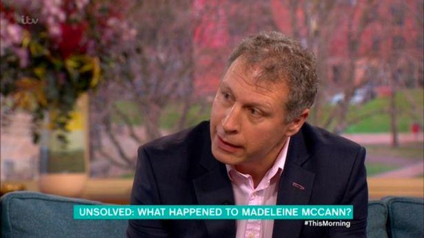 Mark Williams-Thomas on This Morning (ITV)