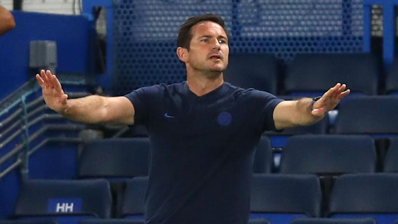 Lampard: Chelsea 'a long way' from being title challengers