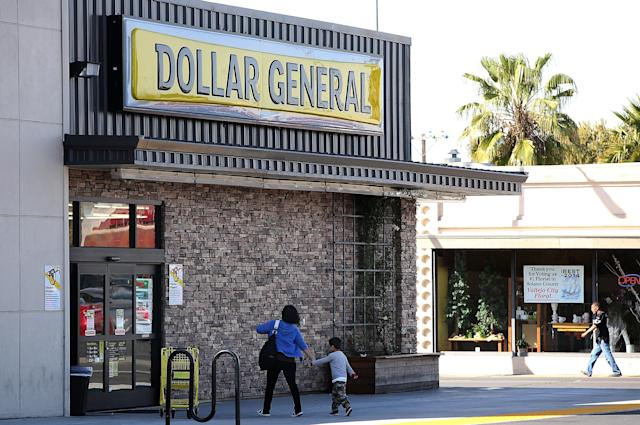 Dollar General earnings will be a highlight on Thursday.