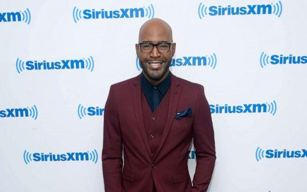 PHOTO: Karamo Brown visits the SiriusXM Studios on March 04, 2019, in New York. (Noam Galai/Getty Images)