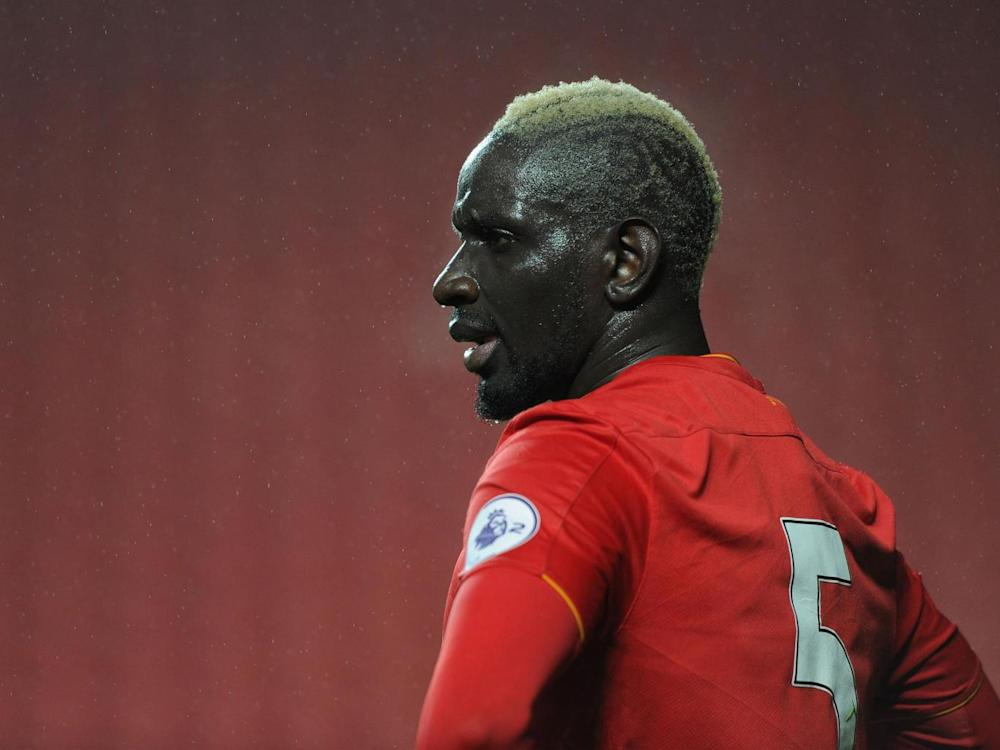Sakho was relegated to Liverpool's reserve team under Klopp (Getty)