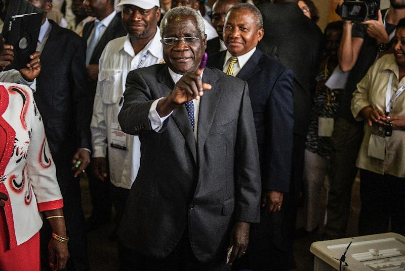 Afonso Dhlakama led Renamo for 39 years before turning his rebel group into an opposition party that retained an armed wing. In 2014, he made his fifth bid for the presidency, showing his ink-stained finger after voting at a polling station in Maputo