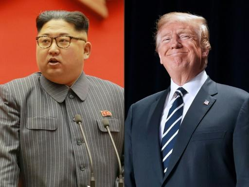 Donald Trump praised Kim Jong Un repeatedly for freeing the Americans, ahead of a planned summit between the two men