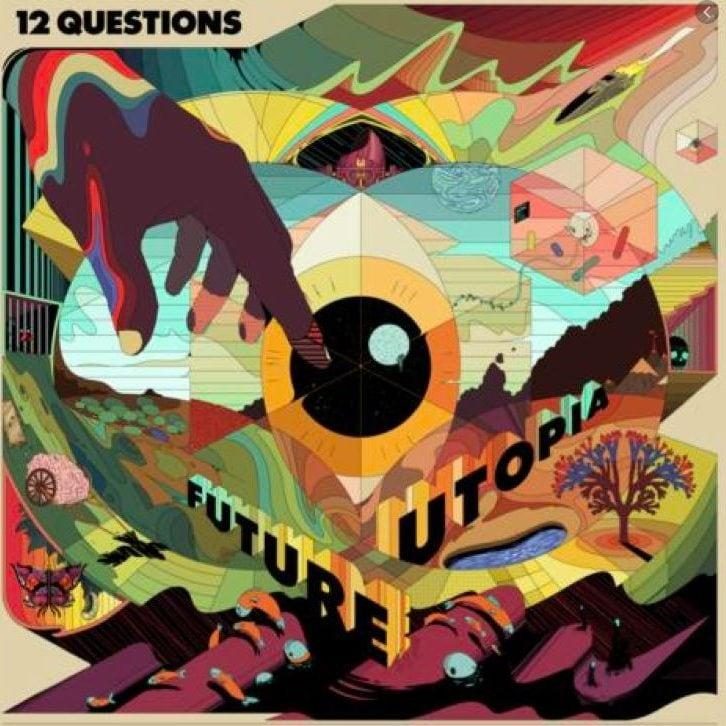 12 Questions is out Friday