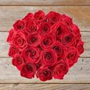 <p>There's no way to go wrong with this classic <span>The Bouqs Co. Always Bouquet</span> ($79). Red roses is always a good idea.</p>