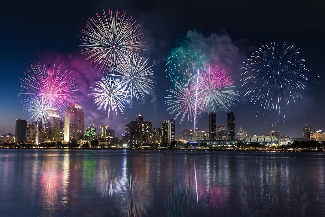 Where to Stay and Where to See the BEST Firework Shows in ...