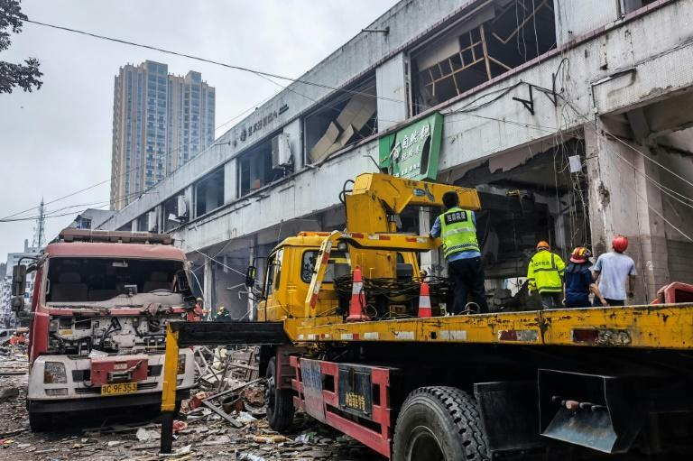 """The blast prompted a rare statement from Chinese President Xi Jinping urging local officials to """"learn profound lessons"""" from it"""