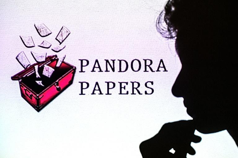 The Pandora Papers have revived debate about tax avoidance, which is legal, and tax evasion, which is not (AFP/LOIC VENANCE)