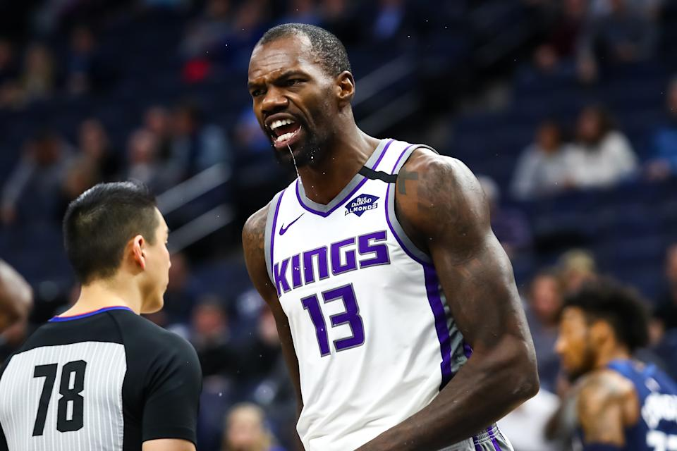 After publicly stating he wanted to be traded in December, Dewayne Dedmon is headed back to Atlanta.