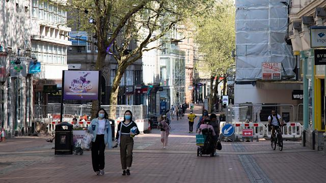 Over 40% of the local population of Birmingham are people who come from the black, Asian, and minority ethnic community