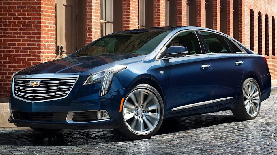 """<p><strong>Cadillac: CTS, ATS, XTS … CT6</strong></p> <p>These cars were announced dead <a href=""""https://www.autoblog.com/2018/11/27/gm-6-cars-discontinued/"""" data-ylk=""""slk:a while back"""" class=""""link rapid-noclick-resp"""">a while back</a>, but they're leaving the Cadillac lineup for real after 2019 ends. The <a href=""""https://www.autoblog.com/2018/10/25/2019-cadillac-ats-v-cts-v-pedestal-edition/"""" data-ylk=""""slk:CTS"""" class=""""link rapid-noclick-resp"""">CTS</a> and <a href=""""https://www.autoblog.com/2018/10/31/2019-cadillac-ats-v-coupe-review-drivers-notes/"""" data-ylk=""""slk:ATS"""" class=""""link rapid-noclick-resp"""">ATS</a> are being replaced by <a href=""""https://www.autoblog.com/2019/05/30/2020-cadillac-ct4-v-ct5-v-revealed/"""" data-ylk=""""slk:the CT5 and CT4"""" class=""""link rapid-noclick-resp"""">the CT5 and CT4</a> respectively, so there won't be much of a lapse in Cadillac sedan selection. We will be patiently waiting for the <a href=""""https://www.autoblog.com/2019/05/31/cadillac-v-strategy-explained/"""" data-ylk=""""slk:V performance variants"""" class=""""link rapid-noclick-resp"""">V performance variants</a>.</p> <p>Cadillac has nothing in the hopper to directly replace the XTS. And then there's the CT6. Production for the CT6 is <a href=""""https://www.autoblog.com/2019/12/06/cadillac-ct6-production-ends-january-hamtramck/"""" data-ylk=""""slk:officially slated to end"""" class=""""link rapid-noclick-resp"""">officially slated to end</a> in January 2020, so there will be some 2020 models available for sale. <a href=""""https://www.autoblog.com/2019/08/05/2020-cadillac-ct6-v-first-drive-review/"""" data-ylk=""""slk:The CT6"""" class=""""link rapid-noclick-resp"""">The CT6</a> has gone through a range of fates, but it looks like things are finally going to be settled with the plant shutting down. It's a real shame to see such a fantastic car with <a href=""""https://www.autoblog.com/2019/01/11/cadillac-super-cruise-2019-autoblog-technology-of-the-year/"""" data-ylk=""""slk:brilliant tech"""" class=""""link rapid-noclick-resp"""">brilliant tech</a> be led out"""