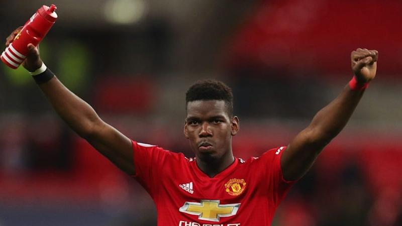 Pogba 'happy' at Manchester United; Real, Zidane 'dream for anybody who  likes football'