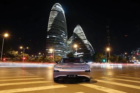 Tesla has accused Xpeng of copying its technology, business model and designs. Photo: SCMP Handout