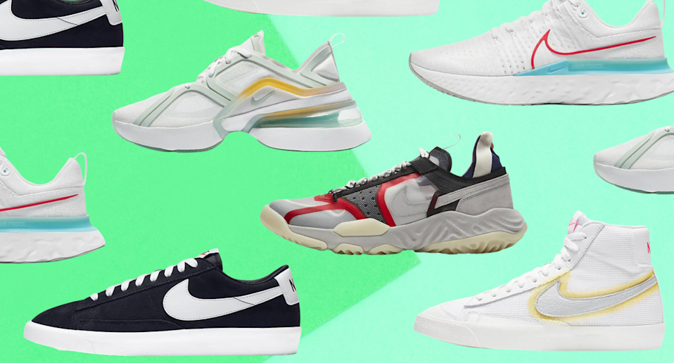 More than 1,300 Nike items are on sale — including iconic pairs of Jordan's, Air Max's and Blazer's (Photos via Nike)
