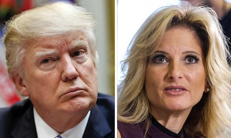 Summer Zervos, a former contestant on The Apprentice, accused Trump of sexual harassing her at a Beverly Hills hotel in 2007.