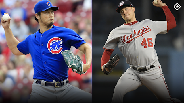 It's a light Monday for MLB DFS main slates, but our starting pitcher rankings are still strong. Check out today's starters and get their DraftKings and FanDuel prices ahead of your daily fantasy baseball picks.