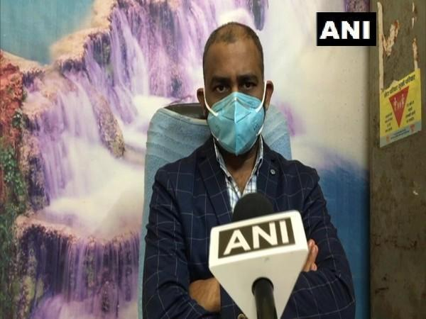 Dr. Amit Malakar, Indore district Covid-19 nodal officer (File Photo/ANI)