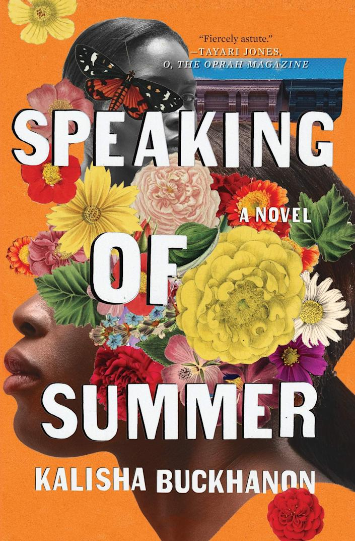 <p><span><strong>Speaking of Summer</strong></span> follows Autumn Spencer and her journey to find her missing sister Summer who disappeared in Harlem. Without any clues, any suspects, or any police assistance, Autumn starts to dig into her sister's disappearance herself, uncovering a string of missing and murdered women with similar stories - all while simultaneously dealing with her mother's recent death. Will she get the answers she needs before it takes a toll?</p>