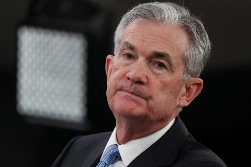 Jerome Powell said bitcoin is used as an alternative to gold and is a store of value. It's a coup for advocates of the biggest cryptocurrency. | Source: REUTERS / Jonathan Ernst