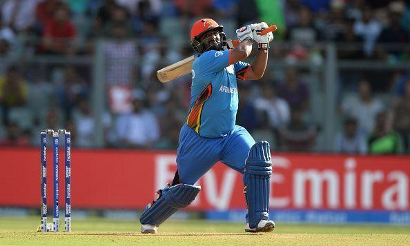 Shahzad is as explosive as they come