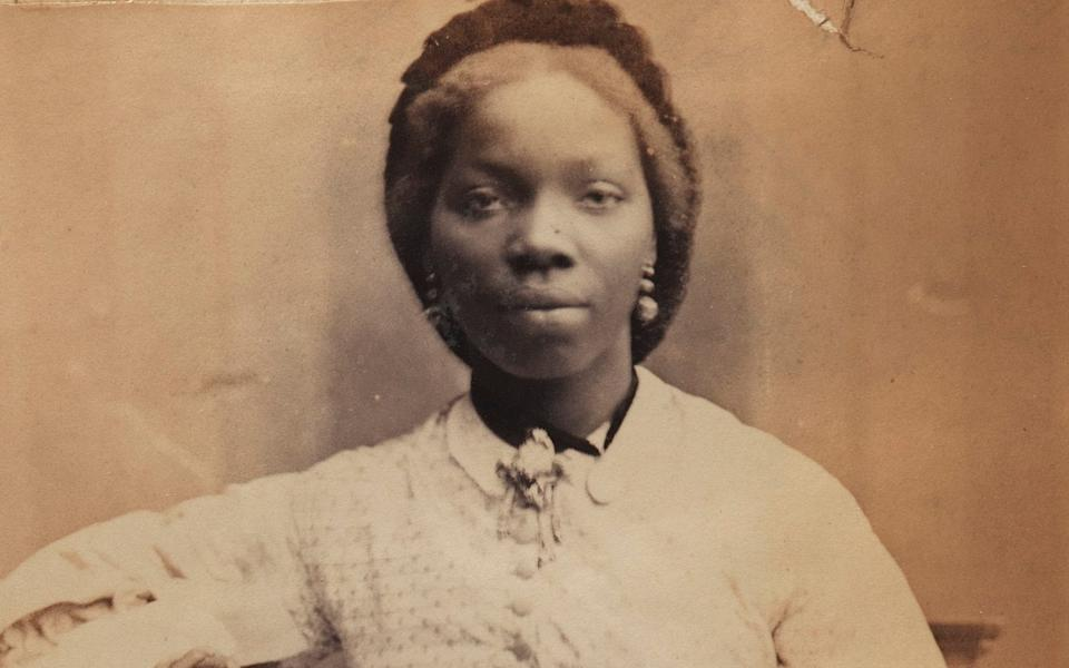 Sarah Forbes Bonetta got married in Brighton before setting sail for Africa - National Portrait Gallery London