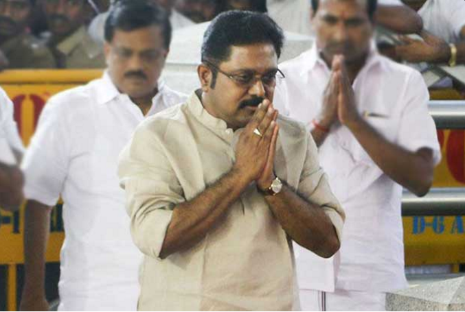 'Two Leaves' bribery case: Delhi police arrest TTV Dhinakaran for allegedly bribing EC official to retain party symbol