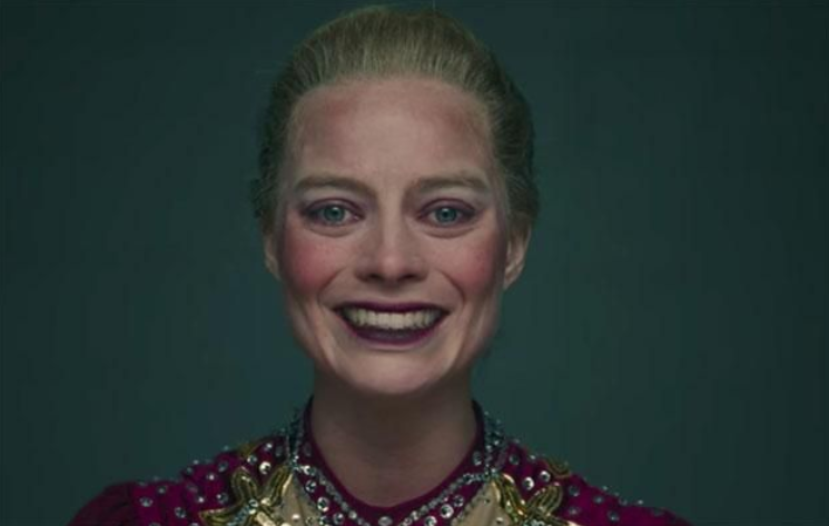 She's almost unrecognisable as Tonya Harding. Source: Neon Films