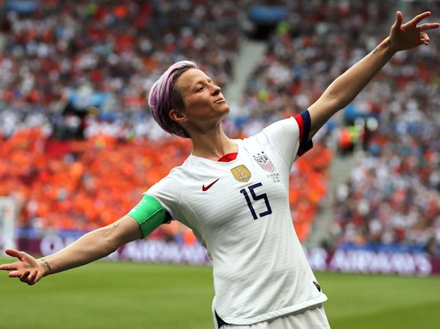 After losing to 14-year-old boys, U.S. women's soccer team wants the men's pay