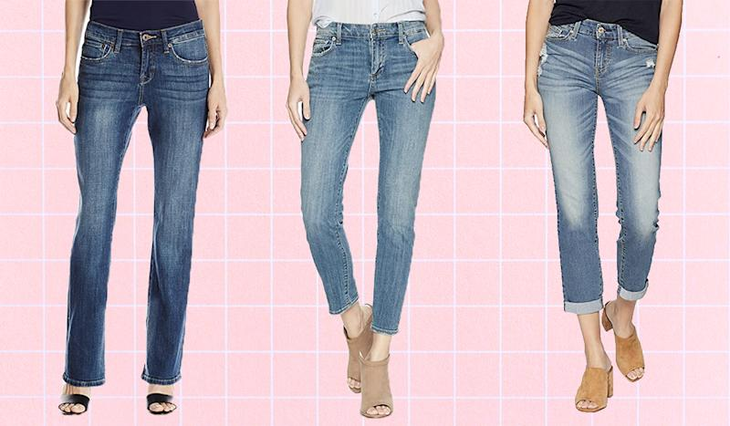 Your new holy grail jeans are here. (Photo: Amazon)