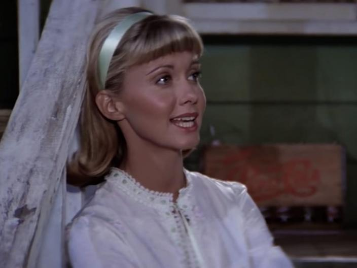 hopelessly devoted to you grease