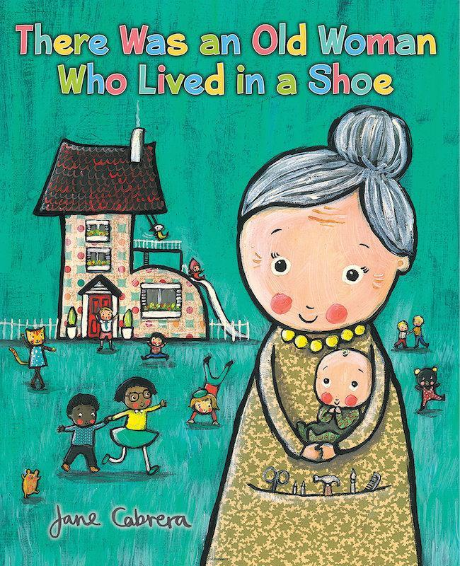 There Was an Old Woman Who Lived in a Shoe/Holiday House - Credit: There Was an Old Woman Who Lived in a Shoe/Holiday House