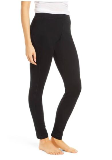 """<p>The <product href=""""http://www.nordstrom.com/s/ugg-ashlee-double-knit-leggings/5412763"""" target=""""_blank"""" class=""""ga-track"""" data-ga-category=""""internal click"""" data-ga-label=""""http://www.nordstrom.com/s/ugg-ashlee-double-knit-leggings/5412763"""" data-ga-action=""""body text link"""">Ugg Ashlee Double Knit Leggings</product> ($75) are lined with fleece so you can seamlessly go from an outdoor workout to a casual outing.</p>"""