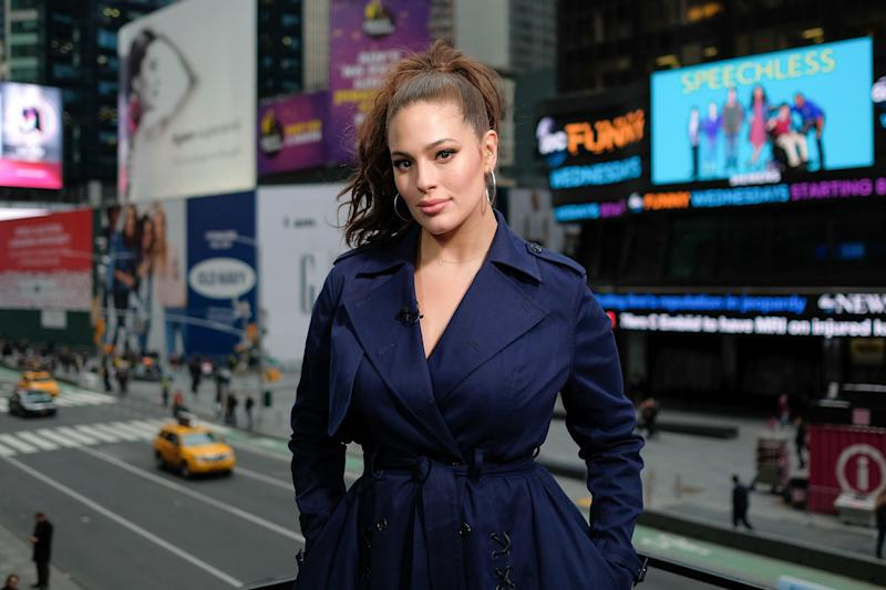 Ashley Graham Reveals Boyfriends Broke up With her Because They Were Afraid She Was Going to Be 'Too Fat'