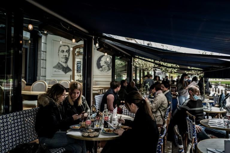 As the French savour the reopening of cafes, restaurants and museums two weeks ago, vaccine hesitancy has begun to subside