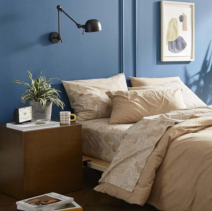 """<p><strong>Brooklinen</strong></p><p>brooklinen.com</p><p><strong>$37.00</strong></p><p><a href=""""https://go.redirectingat.com?id=74968X1596630&url=https%3A%2F%2Fwww.brooklinen.com%2Fproducts%2Fclassic-pillowcases-last-call&sref=https%3A%2F%2Fwww.womenshealthmag.com%2Flife%2Fg35699619%2Fbrooklinen-sheets-sale%2F"""" rel=""""nofollow noopener"""" target=""""_blank"""" data-ylk=""""slk:Shop Now"""" class=""""link rapid-noclick-resp"""">Shop Now</a></p><p><strong><del>$46 —$56</del> $37 — $45 (20% off)</strong></p><p>These stylish pillowcases will help you score a solid night's sleep while also looking cool all day long. </p>"""