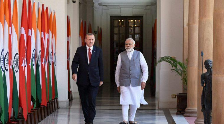 India Turkey relation, Turkey president on Jammu and Kashmir, Turkey on J-K, Erdogan on J-K, Pakistan Turkey ties