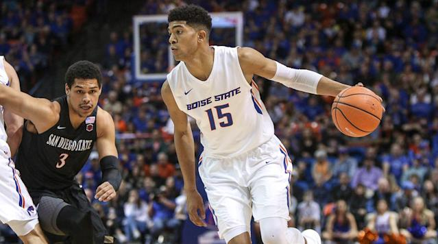 Where will Chandler Hutchison go in the draft? The Crossover's Front Office breaks down his strengths, weaknesses and more in its in-depth scouting report.