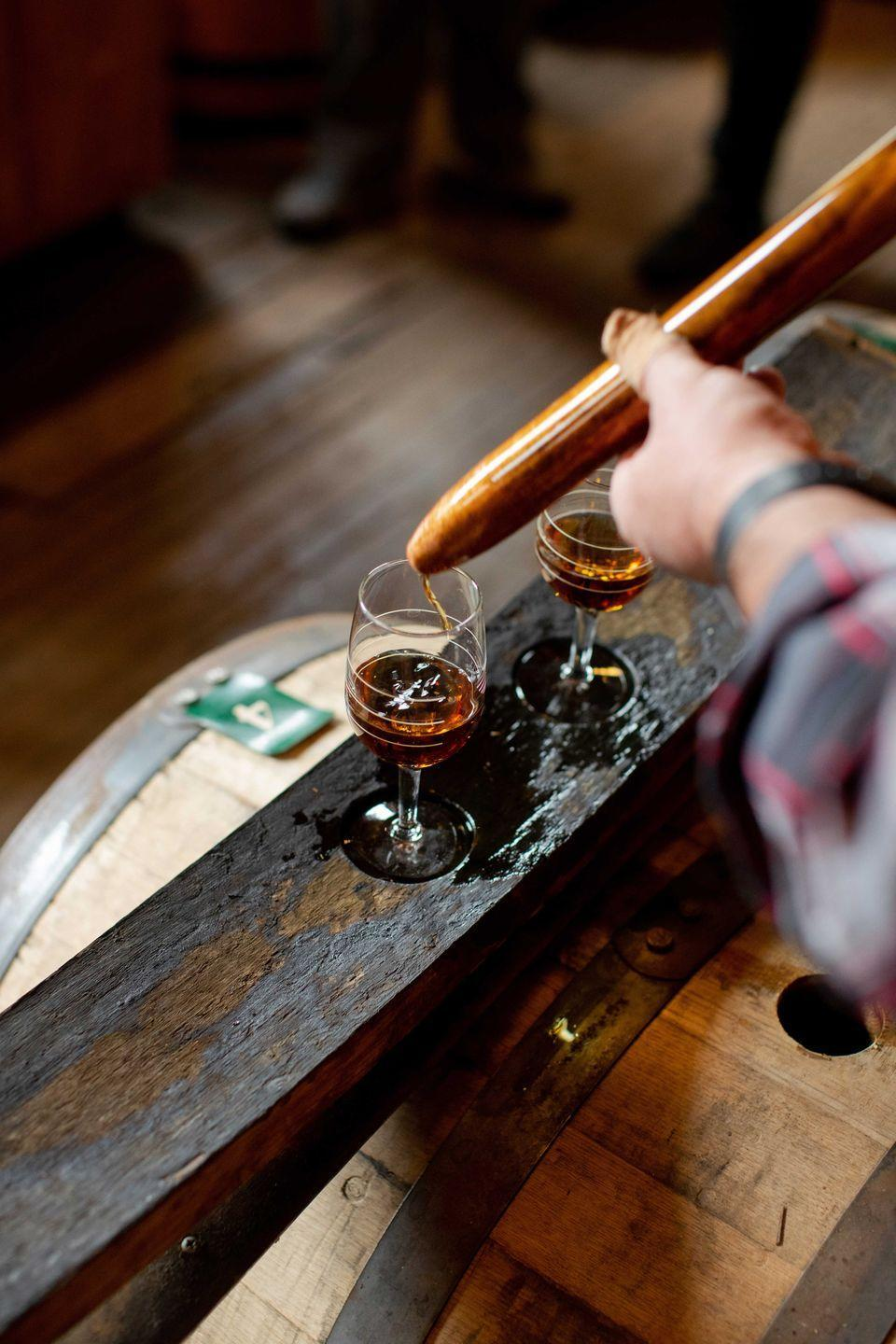 Photo credit: Courtesy Buffalo Trace Distillery