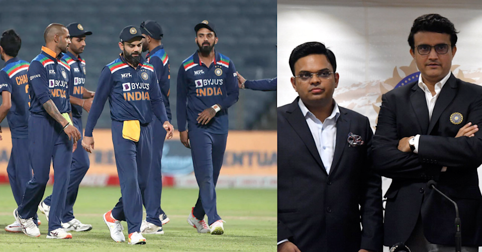BCCI In Talks With Virat Kohli On The Roadmap Of ICC T20 World Cup 2021