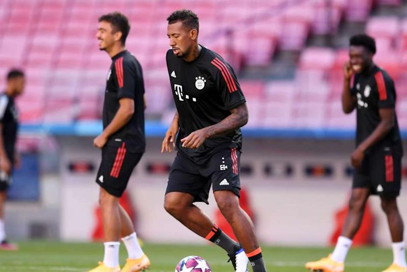Psg Vs Bayern Munich Boateng Faces Late Fitness Test For Champions League Final