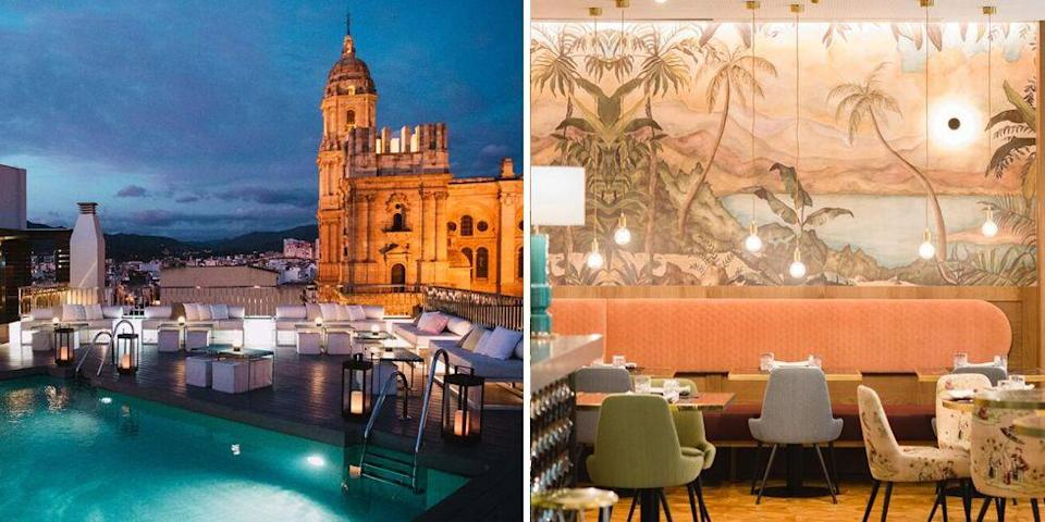 """<p>This hotel's original 19th century front juxtaposes its sleek, modern interiors. <a href=""""https://go.redirectingat.com?id=127X1599956&url=https%3A%2F%2Fwww.booking.com%2Fhotel%2Fes%2Fmolina-lario.en-gb.html%3Faid%3D2070929%26label%3Dtrending-summer-destinations&sref=https%3A%2F%2Fwww.redonline.co.uk%2Ftravel%2Finspiration%2Fg35851087%2Fsummer-holiday-destinations%2F"""" rel=""""nofollow noopener"""" target=""""_blank"""" data-ylk=""""slk:Molina Lario"""" class=""""link rapid-noclick-resp"""">Molina Lario</a> features a sun terrace and rooftop pool overlooking the Malaga Cathedral and stunning views over Malaga.</p><p><a class=""""link rapid-noclick-resp"""" href=""""https://go.redirectingat.com?id=127X1599956&url=https%3A%2F%2Fwww.booking.com%2Fhotel%2Fes%2Fmolina-lario.en-gb.html%3Faid%3D2070929%26label%3Dtrending-summer-destinations&sref=https%3A%2F%2Fwww.redonline.co.uk%2Ftravel%2Finspiration%2Fg35851087%2Fsummer-holiday-destinations%2F"""" rel=""""nofollow noopener"""" target=""""_blank"""" data-ylk=""""slk:CHECK AVAILABILITY"""">CHECK AVAILABILITY</a></p>"""