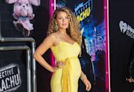 <p>While supporting her beau at the premiere of <em>Detective Pikachu</em>, Blake Lively turned heads in all kinds of ways. Rocking a stunning yellow dress that was perfect for the occasion, she also debuted her baby bump and confirmed that the superstar couple are expecting their third child. </p>