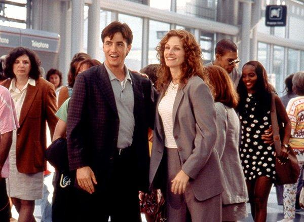 "<p>Insisting that you're fine being single (but inside, you're dying of loneliness): In <a href=""http://www.imdb.com/title/tt0209475/"">The Wedding Planner</a>, Mary (played by Jennifer Lopez) spends most of her time trying to convince herself that she doesn't have feelings for Steve (Matthew McConaughey) while she plans his wedding to his fiancée Fran (Bridgette Wilson). It's only when Mary gets roaring one drunk one night that she breaks down and admits she's alone and miserable. Isn't that what anonymous online message boards are for?</p>"