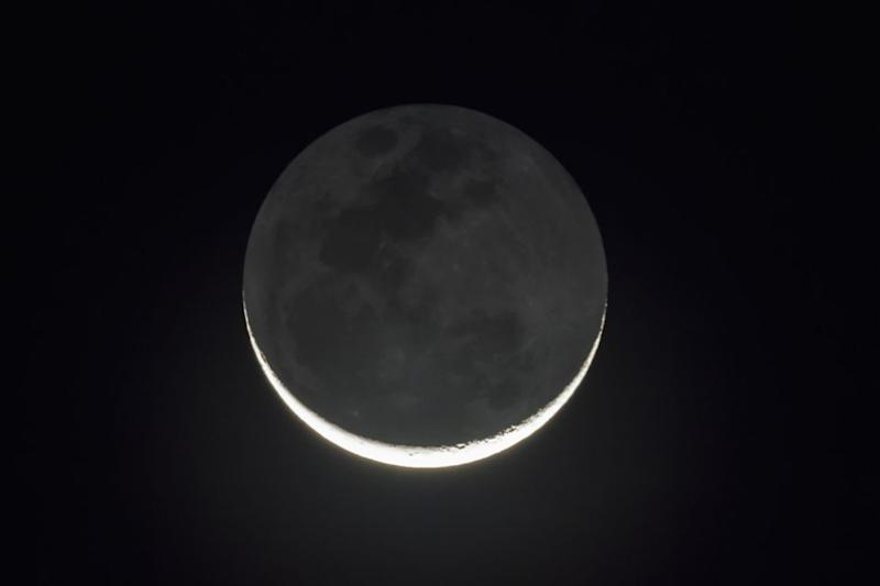Jordanna says the New Moon promotes growth. Photo: Getty