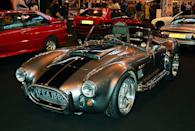 <p>The Cobra is one of the most famous, and frequently replicated, cars on the road. Derived from the British AC Ace roadster, the Cobra became an instant classic after Carroll Shelby's thorough reworking.</p>