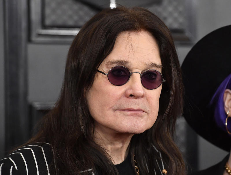LOS ANGELES, CALIFORNIA - JANUARY 26: Ozzy Osbourne attends the 62nd Annual GRAMMY Awards at STAPLES Center on January 26, 2020 in Los Angeles, California. (Photo by Frazer Harrison/Getty Images for The Recording Academy)